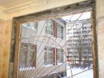 Как снять окно