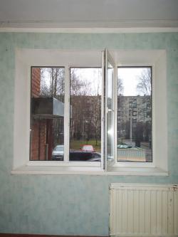 квартира окна