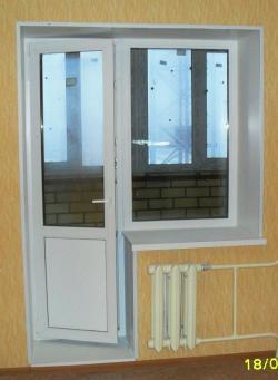 стеклопакеты на балкон фото
