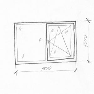 монтаж окон в деревянных домах