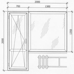 окна балконные пластиковые